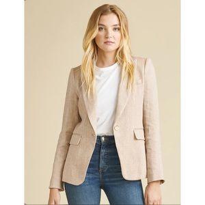Vintage Evan Picone 100% Silk Blazer Jacket